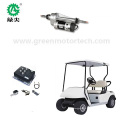 1400w rear axle for golf car